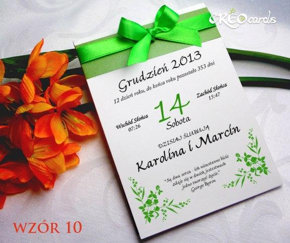 Kartka Z Kalendarza 1 Creocards